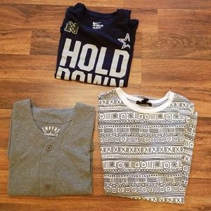 3 for $22 Baseball / Tshirts